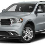 Dodge Durango Citadel 2017 Model