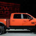 Dodge Power Wagon 2017