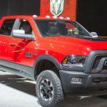 Dodge Power Wagon 2017 Diesel