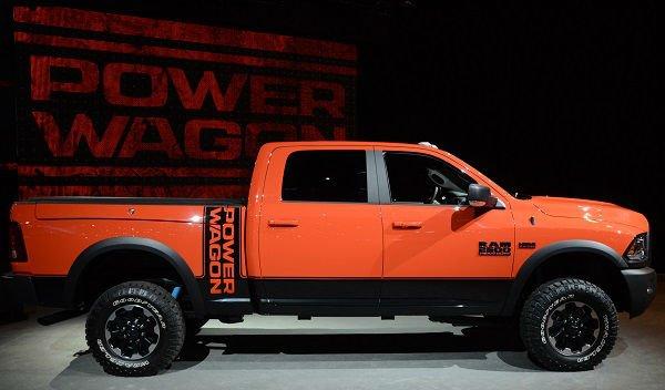 Dodge Power Wagon 2017