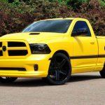 Dodge Ram 2017 Hellcat