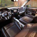 Dodge Ram 2017 Interior
