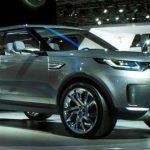 Land Rover 2017 LR4