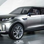 Land Rover Discovery 2017 Launch