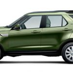 Land Rover Discovery 2017 Model