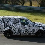 Land Rover Discovery 2017 Spy Shots