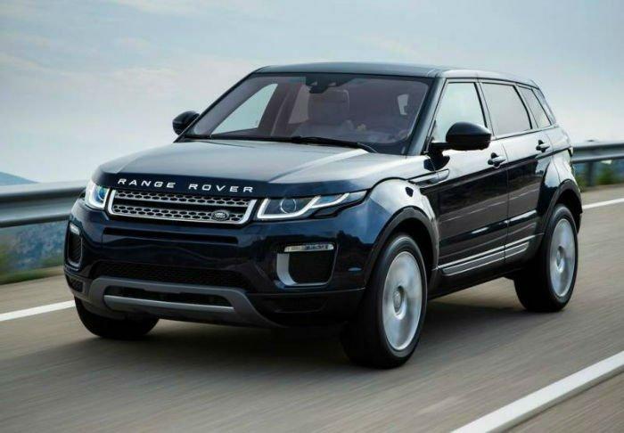 Land Rover Evoque 2017