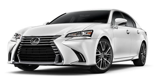 Lexus 2017 GS