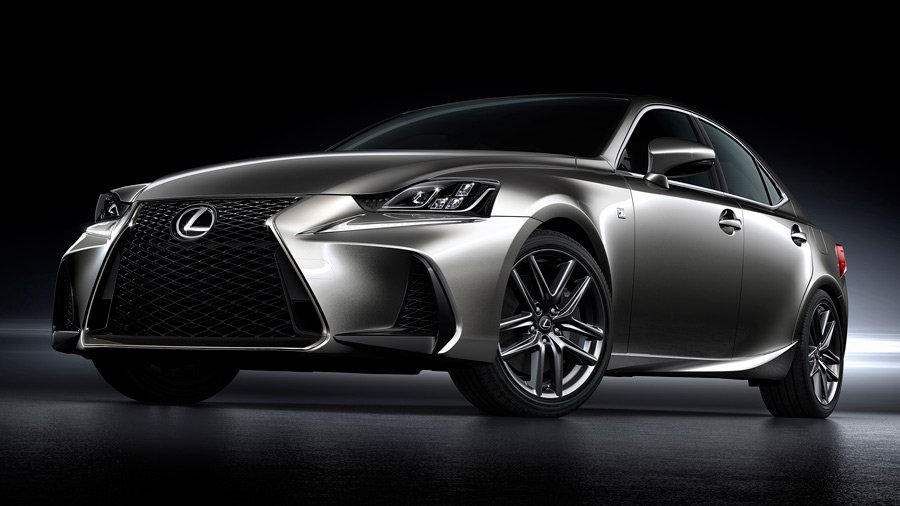Lexus 2017 IS 200t