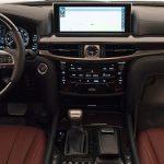 Lexus GX 2017 Interior