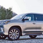 Lexus GX 2017 Redesign