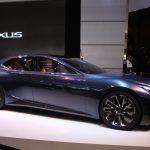 Lexus LS 2017 Pictures