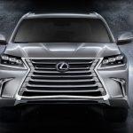 Lexus LX 2017 Redesign