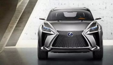 Lexus RX 2017 Changes