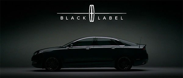Lincoln Black Label 2017