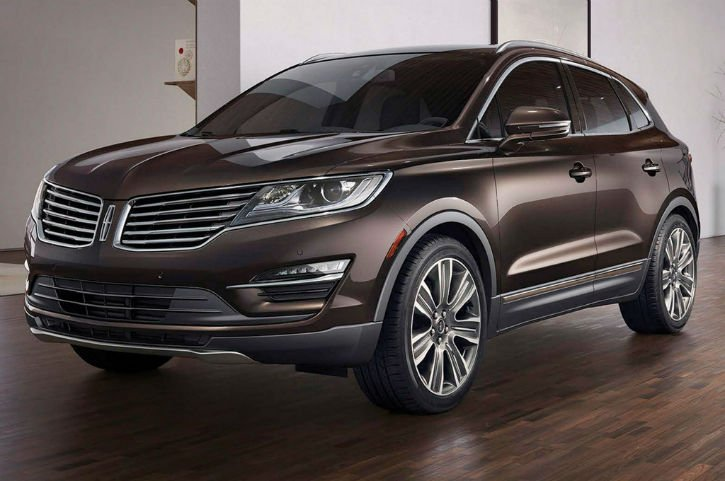 Lincoln Black Label MKC