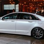Lincoln MKZ 2017 Hybrid