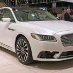 Lincoln MKZ 2017 White