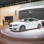 Lincoln MKZ Hybrid 2017 Model