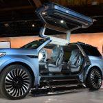 Lincoln Navigator 2017 Concept