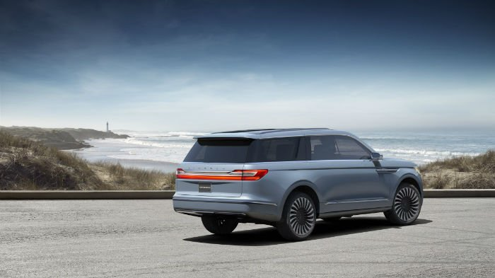 Lincoln Navigator Concept 2017