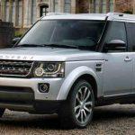 New Land Rover LR4 2017
