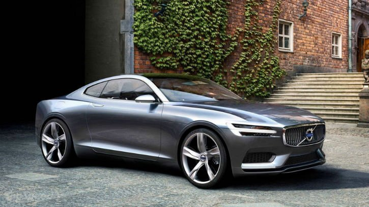 Volvo s90 2017 Coupe