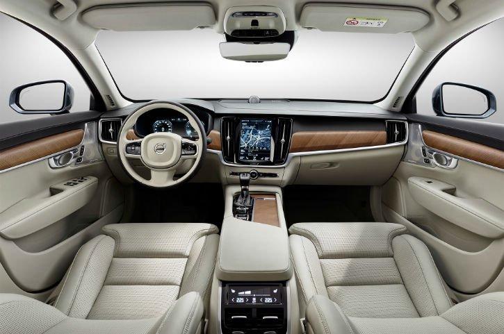Volvo v90 2017 Interior