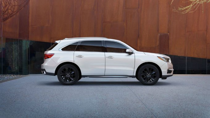 2018 Acura MDX Pictures