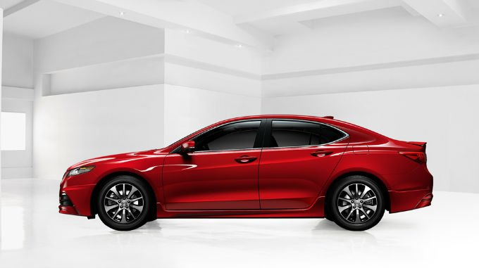2018 Acura TLX GT Package
