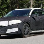 2018 Acura TLX Spy Shots