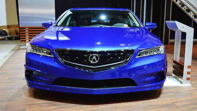 Acura Integra 2018