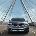 Acura MDX 2018 Facelift