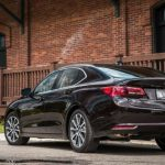 Acura TLX 2018 Changes