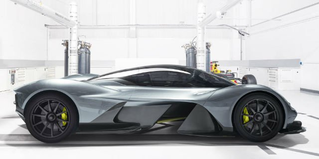 2018 Aston Martin AM-RB 001 Hypercar