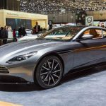 2018 Aston Martin DB11 Volante Model