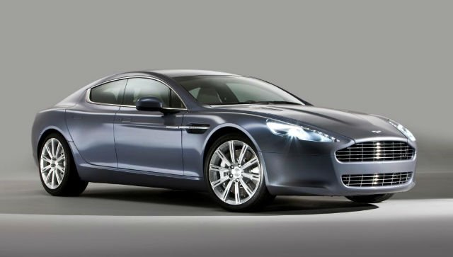 2018 Aston Martin Rapide Electric