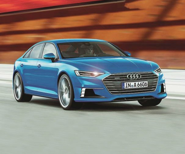 2018 Audi A6 Pictures