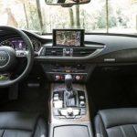 2018 Audi A7 Interior