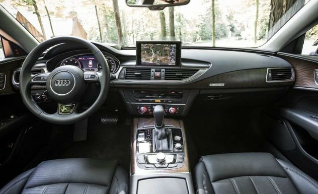 2018 Audi A7 Interior Gtopcars Com