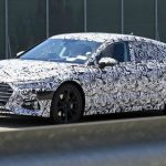 2018 Audi A7 Spy Photos