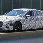 2018 Audi A7 Spy Photos
