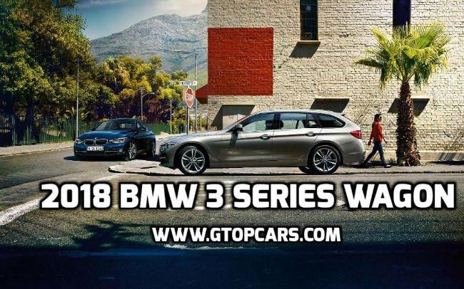 2018 BMW 3 Series Wagon