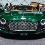 2018 Bentley Continental GT Facelift