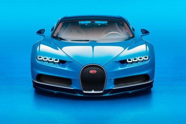 2018 Bugatti Chiron Top Speed