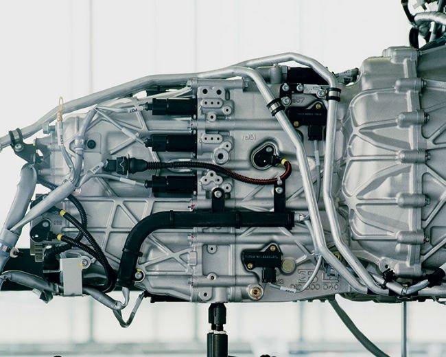 2018 Bugatti Veyron GearBox
