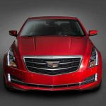 2018 Cadillac ATS Model Facelift