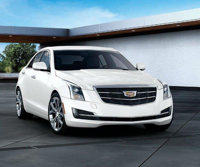 2018 Cadillac ATS Redesign