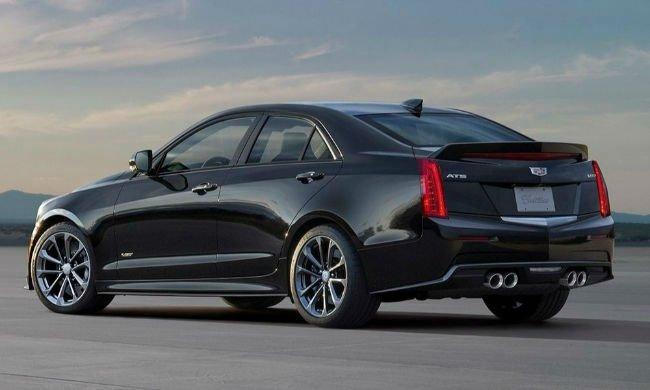 2018 Cadillac ATS V Concept