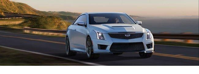 2018 Cadillac ATS-V Model